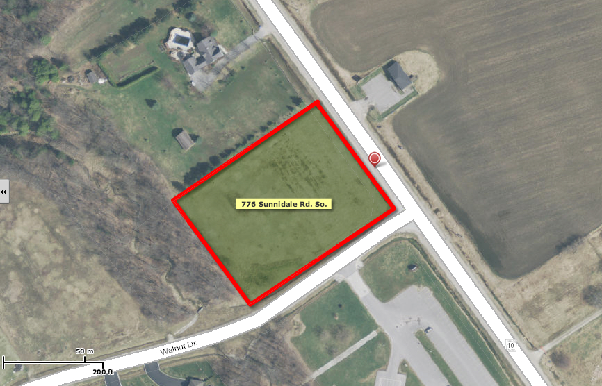 2.03 Acres of Opportunity