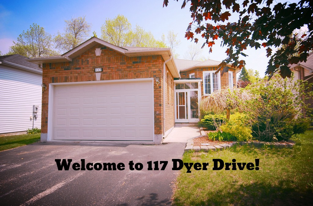 117 Dyer Drive in Wasaga Beach