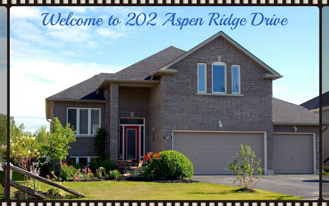 202 Aspen Ridge Drive in Stayner