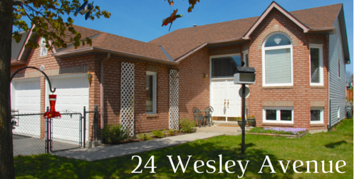 24 Wesley Avenue in Wasaga Beach