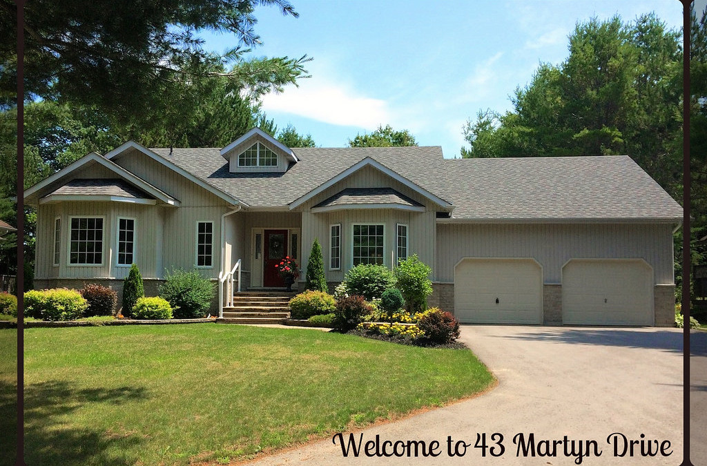 43 Martyn Drive in Wasaga Beach