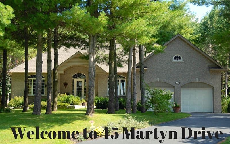 45 Martyn Drive in Wasaga Beach