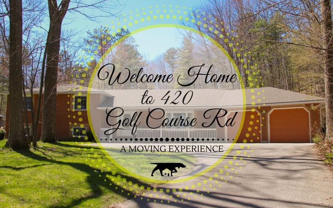 420 Golf Course Road in Wasaga Beach