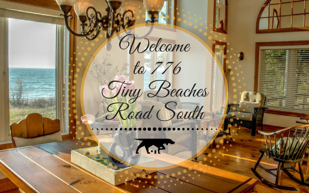 Waterfront Living at 776 Tiny Beaches Road South
