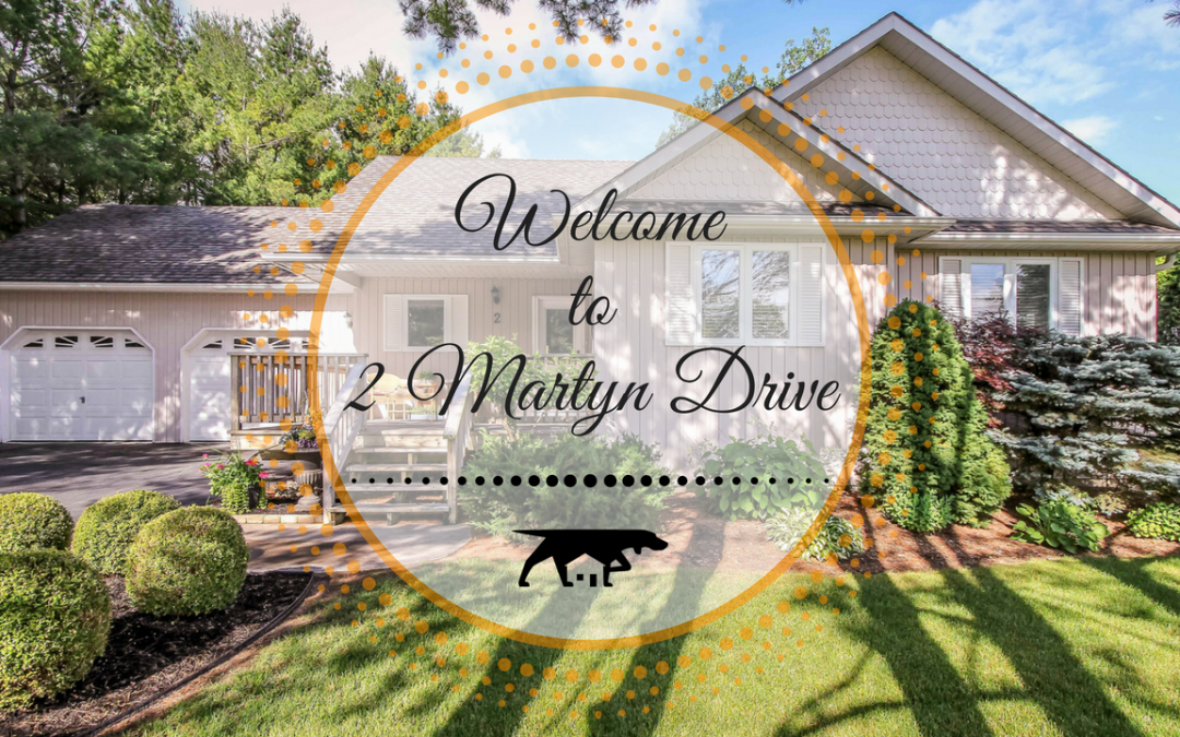 2 Martyn Drive in Wasaga Beach